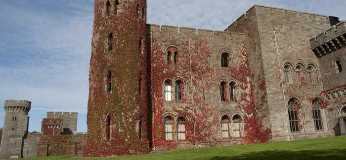 Penrhyn Castle will be part of the project to explore drain water heat recovery