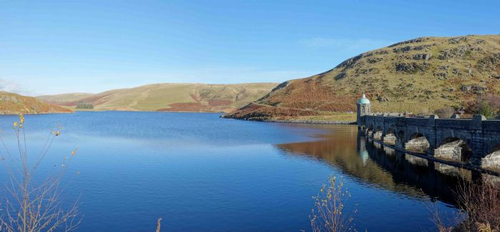 GMB wants to transfer water from the Craig Goch reservoir to South East England