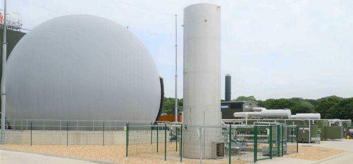 Basingstoke STW operating entirely on energy from sludge
