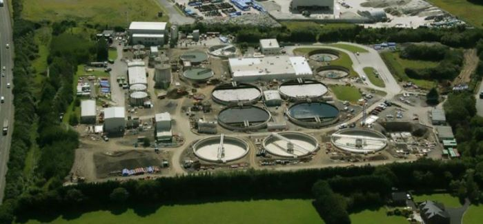 Osberstown Wastewater Treatment Plant serves three large catchment areas in Kildare