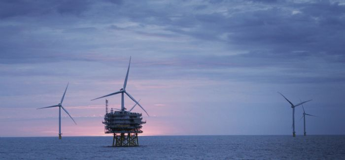 Race Bank Offshore Wind Farm will provide 30 per cent of Northumbrian's renewable electricity