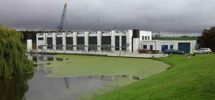 The 80-year-old Keadby Pumping Station has reached the end of its working life