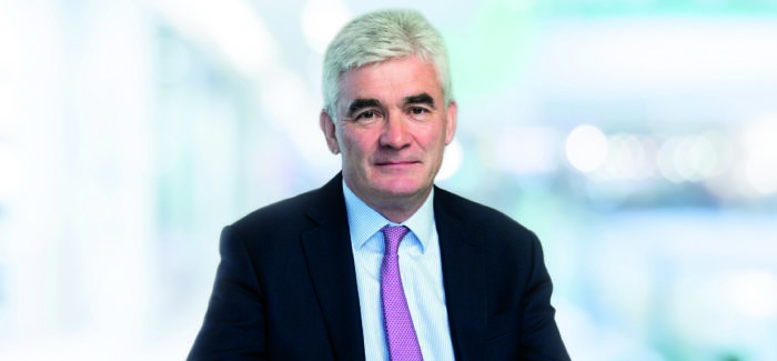 New Kier Group CEO Andrew Davies led the strategic review