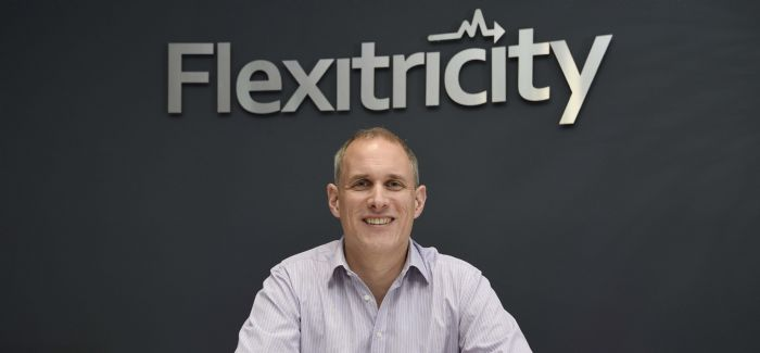 Flexitricity CEO Alastair Martin said: 'Flexible energy use is a vital part of a greener energy system'