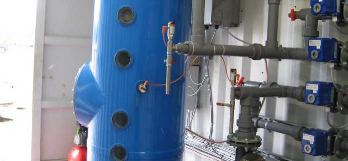 A FilterClear demonstration plant was operated at Cambridge STW