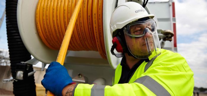 Amey Utility Services is among the successful companies