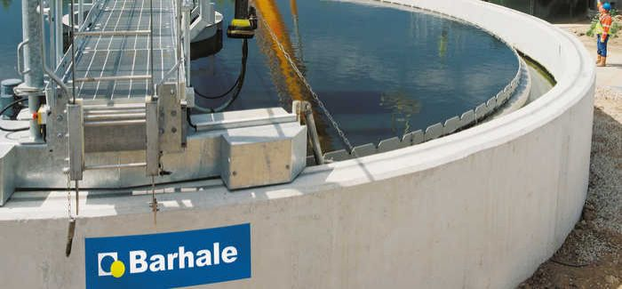 Barhale has lessened its reliance on the water sector