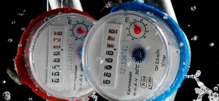 About 60% of metered customers have seen lower water bills