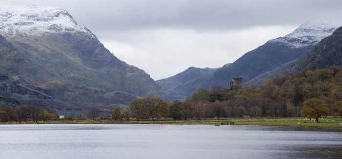 Reducing phosphates in Snowdonia's Llyn Padern was among six projects that have received funding