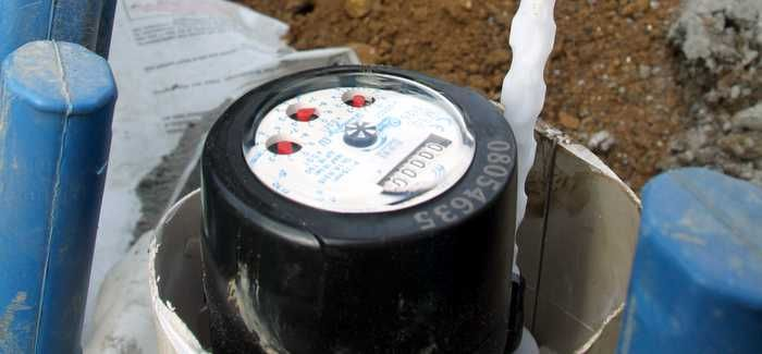 Southern Water selected the Arad meter because of its sealed head enhancing reliability