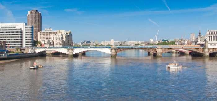 The River Thames will benefit from the tunnel