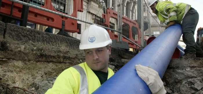Thames water is seeking talks