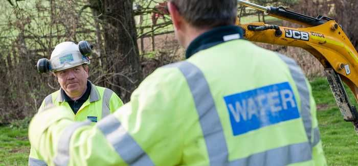 The three consultants will work alongside Severn Trent Water's own staff