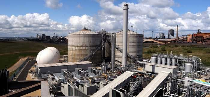 Northumbrian Water is a frontrunner in AAD following its £70M investment at Bran Sands (pictured) and Howdon