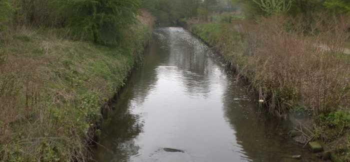 Part of the work is reduce storm sewage discharges in the River Irk and its tributaries