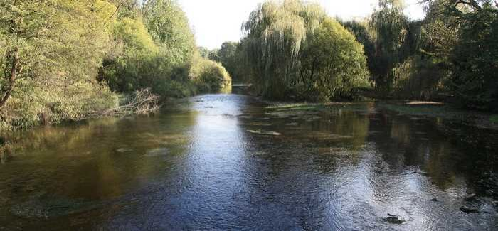 Protecting the River Kennet is a major driver for the Swindon efficiency campaign