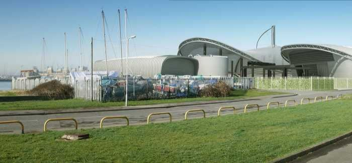 The project will ensure the facility meets new environmental standards