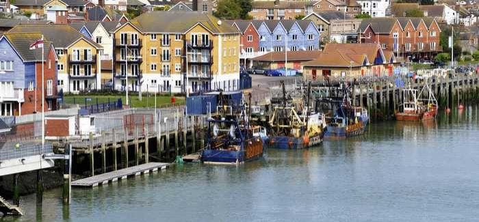 Newhaven is one of the coastal communities being consulted
