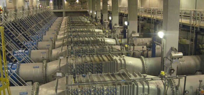The facility supplies water to New York City and lower Westchester County