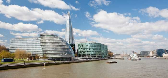 Meeting on water takes place at London's City Hall