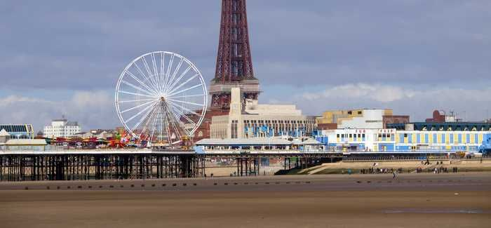The scheme at Blackpool will use BIM technology