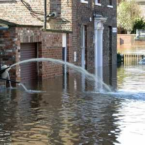 Improved surface water flood maps published