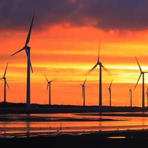 Thames adds wind power to Crossness treatment works