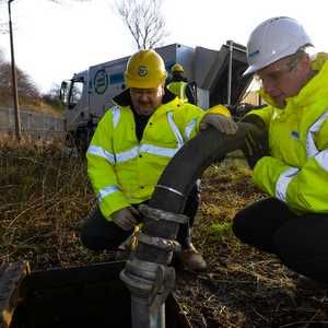 Whirlwind debuts to keep Yorkshire sewers clean
