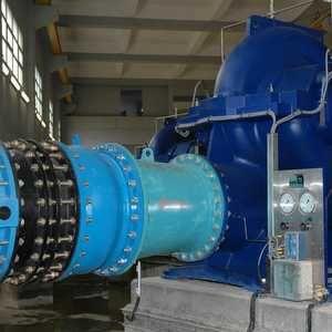 Mega pumps ordered for Algerian transfer project