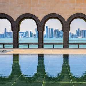 Qatar Olympic Committee joins British Water visit