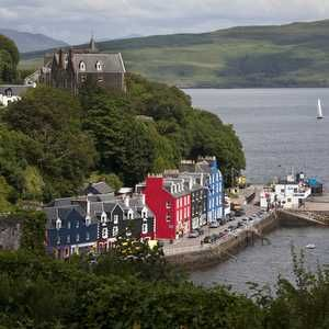Scottish Water invests in Mull's water infrastructure