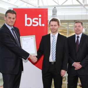Asset management recognition for Scottish Water