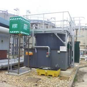 Sludge treatment first for Southern Water