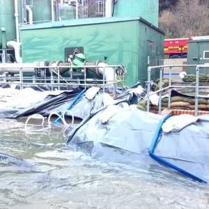 'Robust defences' protect Kenley WTW from flooding