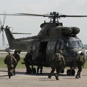 Armed forces to assess flood defences