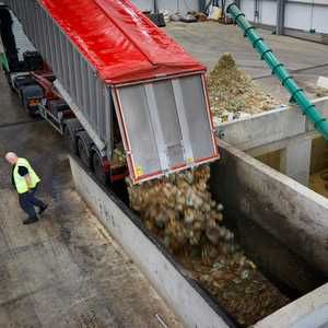 Severn Trent powered by food waste