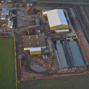 Anglian Water opens £44M 'unique' water treatment works