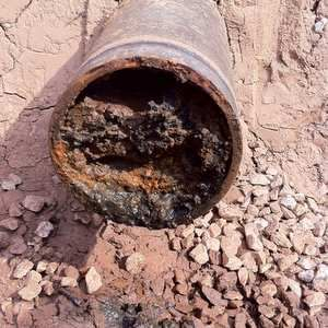 Lanes clears sludge-clogged pipes for GCA