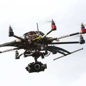 CAA approval means RAA's UAVs can help combat flood threat