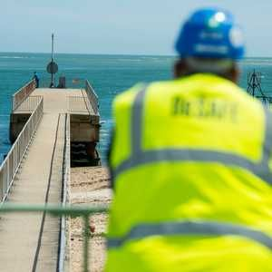 Southern Water tackles unscreened waste leakage at Eastney