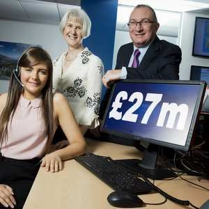 Echo wins £27M billing deal with NI Water