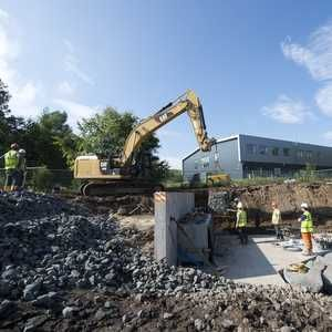 Scottish Water improves infrastructure in southern Glasgow