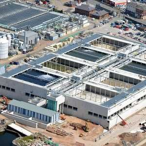 Liverpool WwTW extension to be operational next spring, says UU