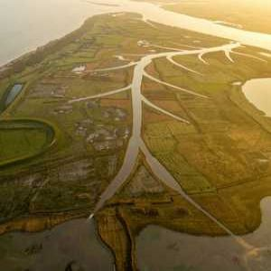 Steart Coastal Management Project completed