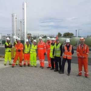 Severn Trent opens UK's biggest biogas-to-grid plant