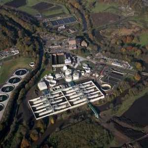 Yorkshire Water opens 'self-powered' sewage plant in Bradford