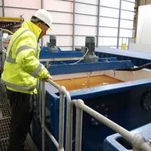 Tata Steel treats dissolved iron in North Wales groundwater