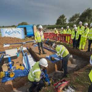 Wessex Water backs new apprenticeship scheme