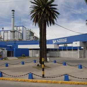 Nestle moves towards having a zero-water factory