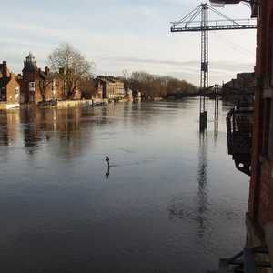 Government slams NAO criticism over flood defence spending